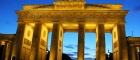 Porta-di-Brandeburgo-Notturna