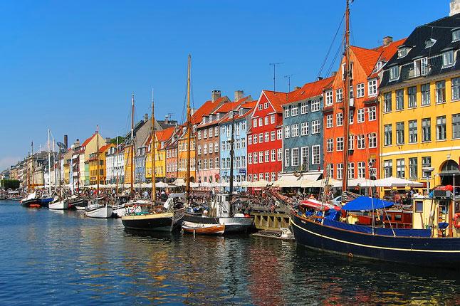 L'idillio di Copenhagen: nella capitale danese ogni dettaglio sembra perfetto