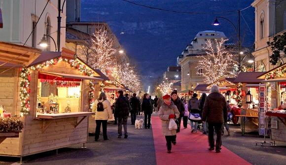 Speciale Mercatini di Natale 2014: il Natale dei Popoli a Rovereto, città della pace