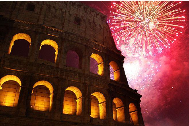 Capodanno 2015 gli eventi pi gettonati tra roma napoli for Idee per capodanno italia