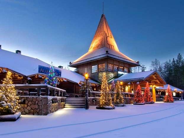 Un Natale da ricordare per sempre: portate i vostri bambini a conoscere Babbo Natale a Rovaniemi, in Lapponia!