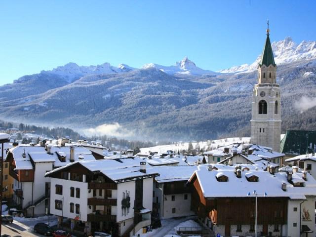 Vacanze sulla neve 2015: tutto quello che c'è sa sapere su Cortina, la meta dei vip