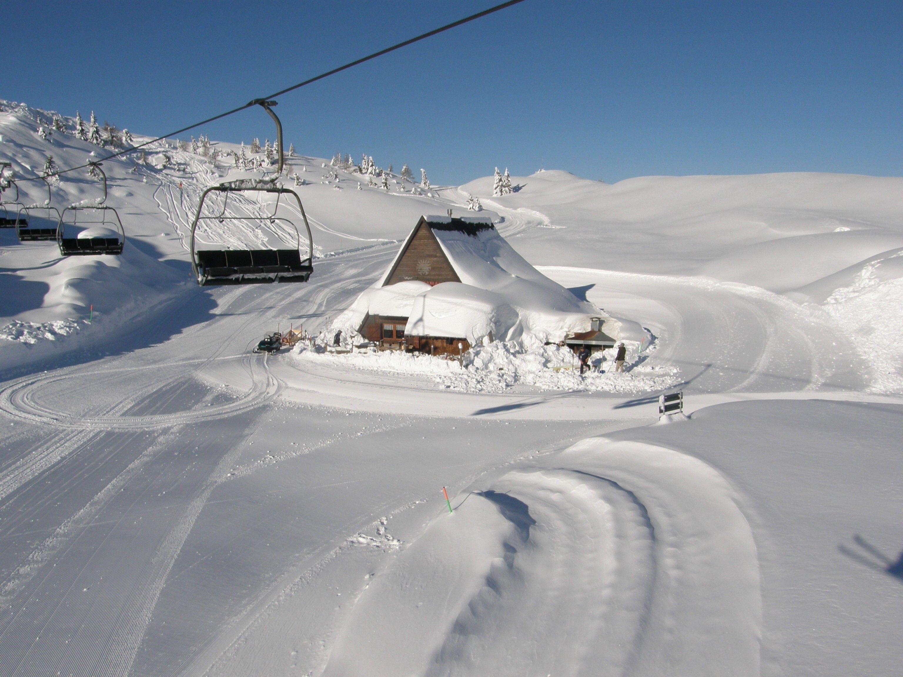 Località sciistiche italiane: Zoncolan soddisfa ogni desiderio, per una vacanza sulla neve divertente e rilassante