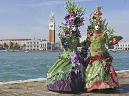 Week end romantico all'insegna del Carnevale