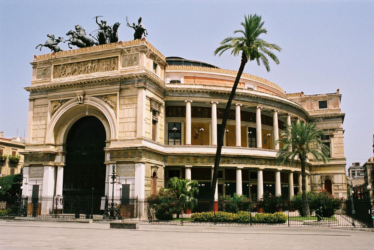 Mappa Palermo: monumenti e strade a portata di mano