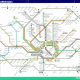metropolitana francoforte