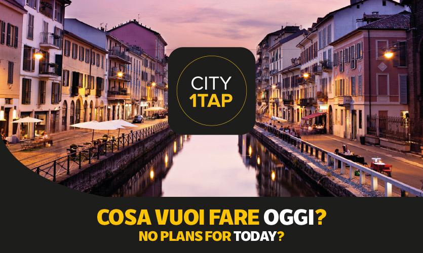 Expo Milano: tutti gli eventi del Fuori Expo a portata di app con City1Tap