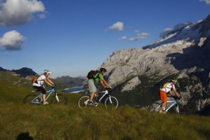 itinerari in mountain bike