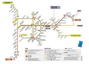 metro bruxelles
