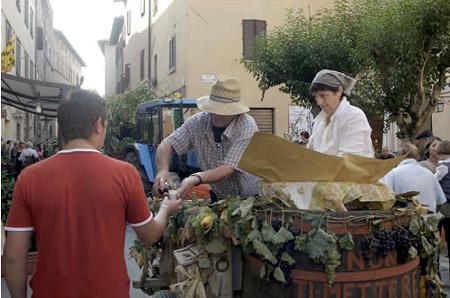 Eventi Toscana: un settembre 2015 carico di feste della vendemmia!