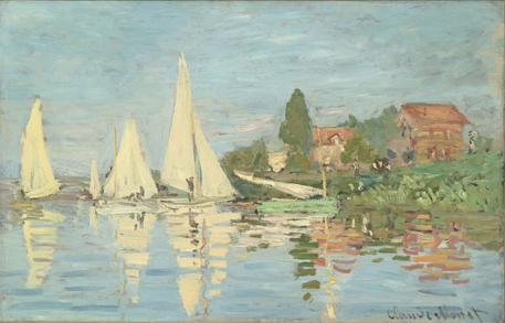 Monet Torino: la mostra apre il 2 ottobre