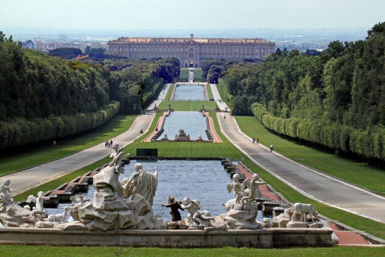 Reggia di Caserta: guida alla visita della villa e del parco