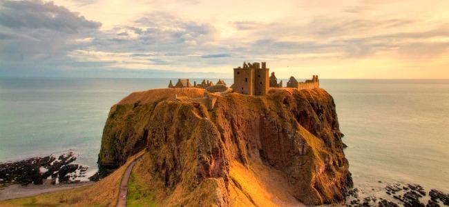 Idee di viaggio: il tour dei castelli in Scozia