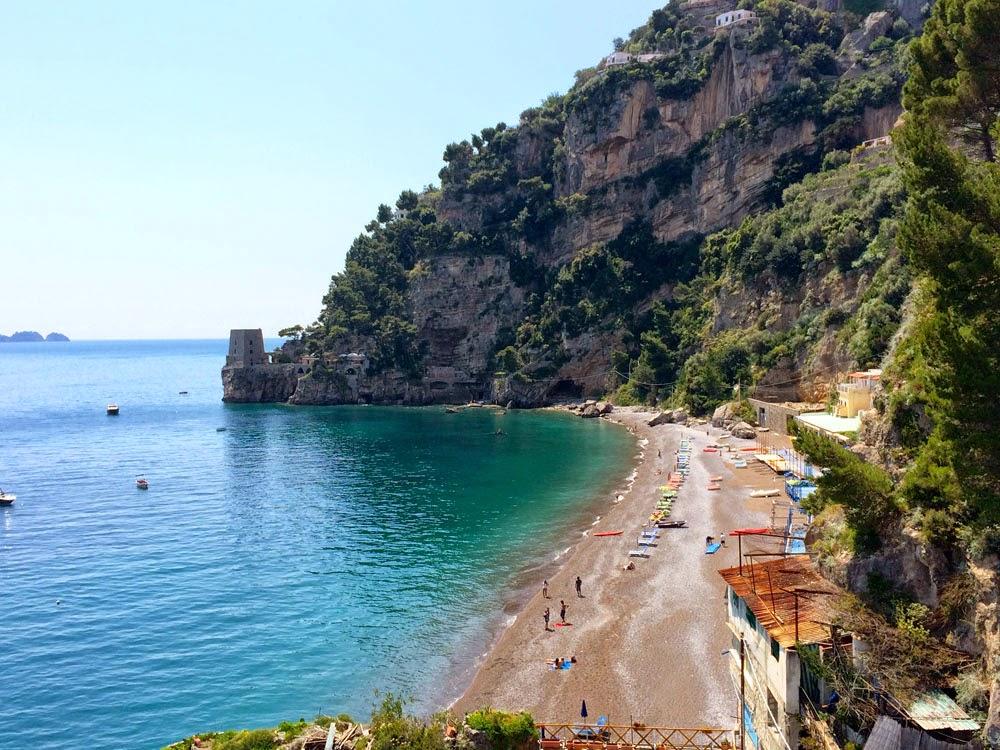 Tour Costiera Amalfitana Cartina.Costiera Amalfitana Guida Alla Vacanza Perfetta