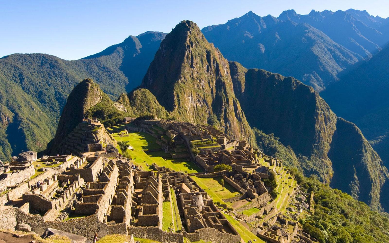 Risultati immagini per Machu Picchu - Peru