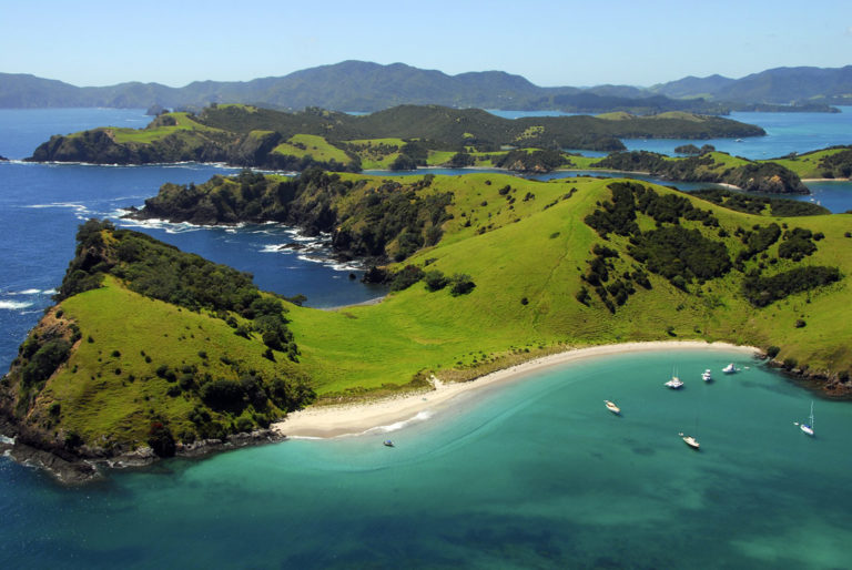 3 luoghi da non perdere in Nuova Zelanda