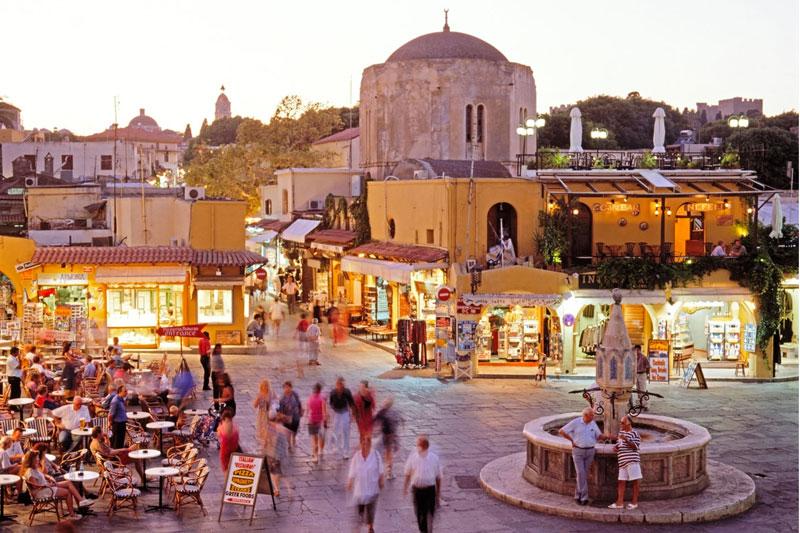 Vacanza a Rodi tra mare e cultura - Turista Fai Da Te