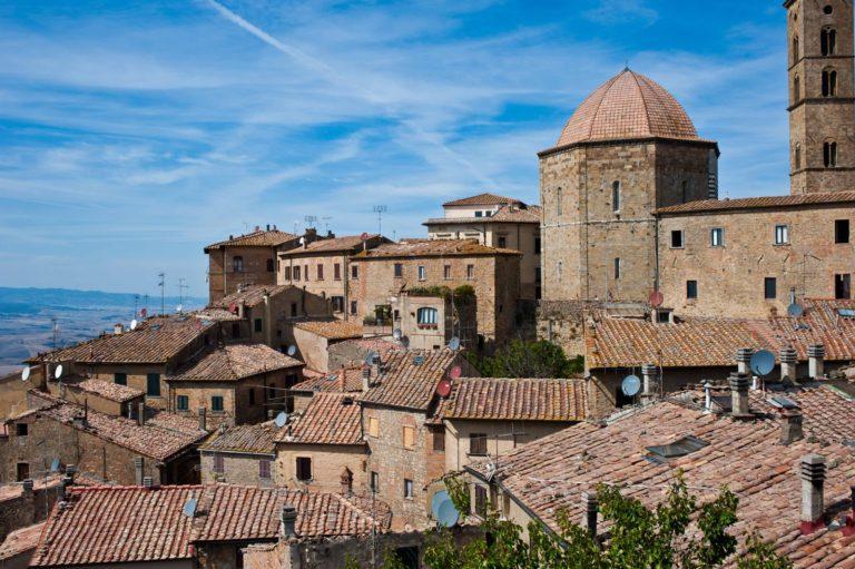 A Volterra sono mille le cose da vedere: scoprile subito