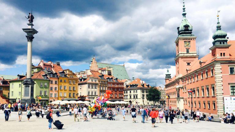 Varsavia: cosa vedere nella capitale polacca