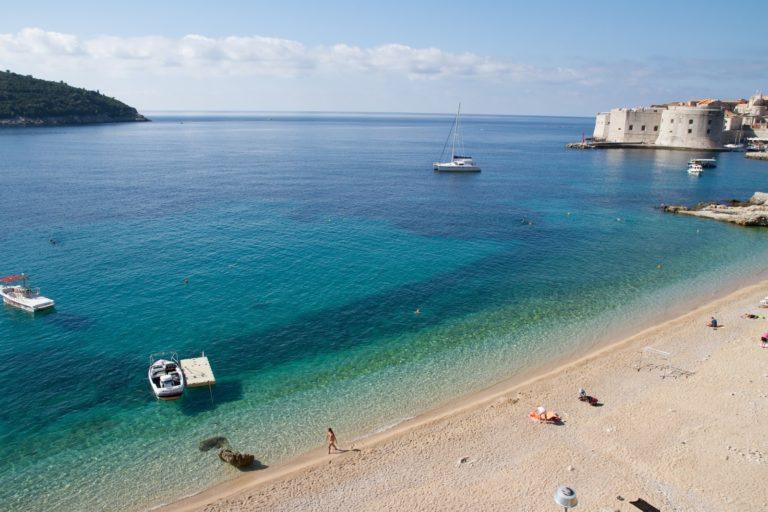 Dubrovnik: le 3 spiagge più belle per una vacanza da sogno