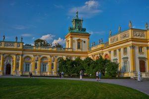 Palazzo-Wilanow