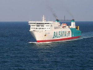Baleari-traghetto