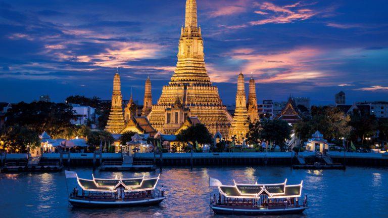 Alla scoperta dei templi a Bangkok