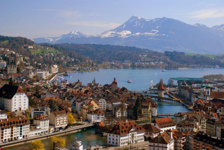 In visita a Lucerna: cosa vedere e dove dormire