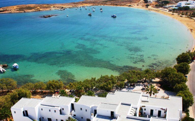 Paros: le spiagge più belle dell'isola