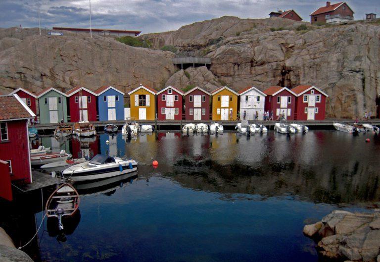 Le 3 città più belle della Svezia