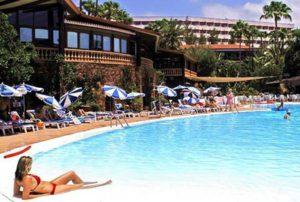 Canarie-hotel