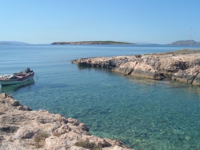 Paros-Spiagge