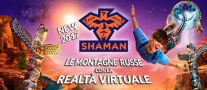 Shaman-Gardaland