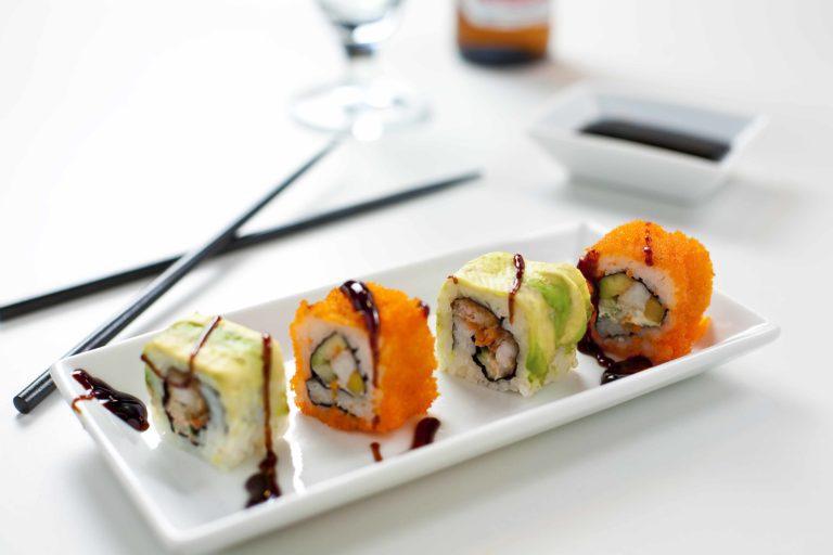 I migliori ristoranti sushi Verona
