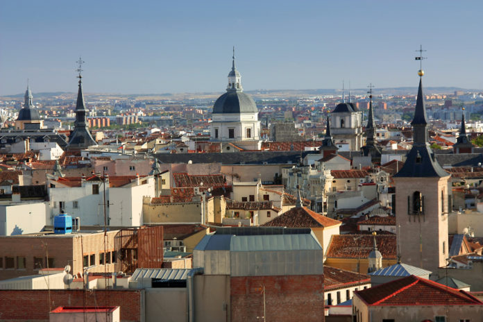 Risultato immagini per MADRID