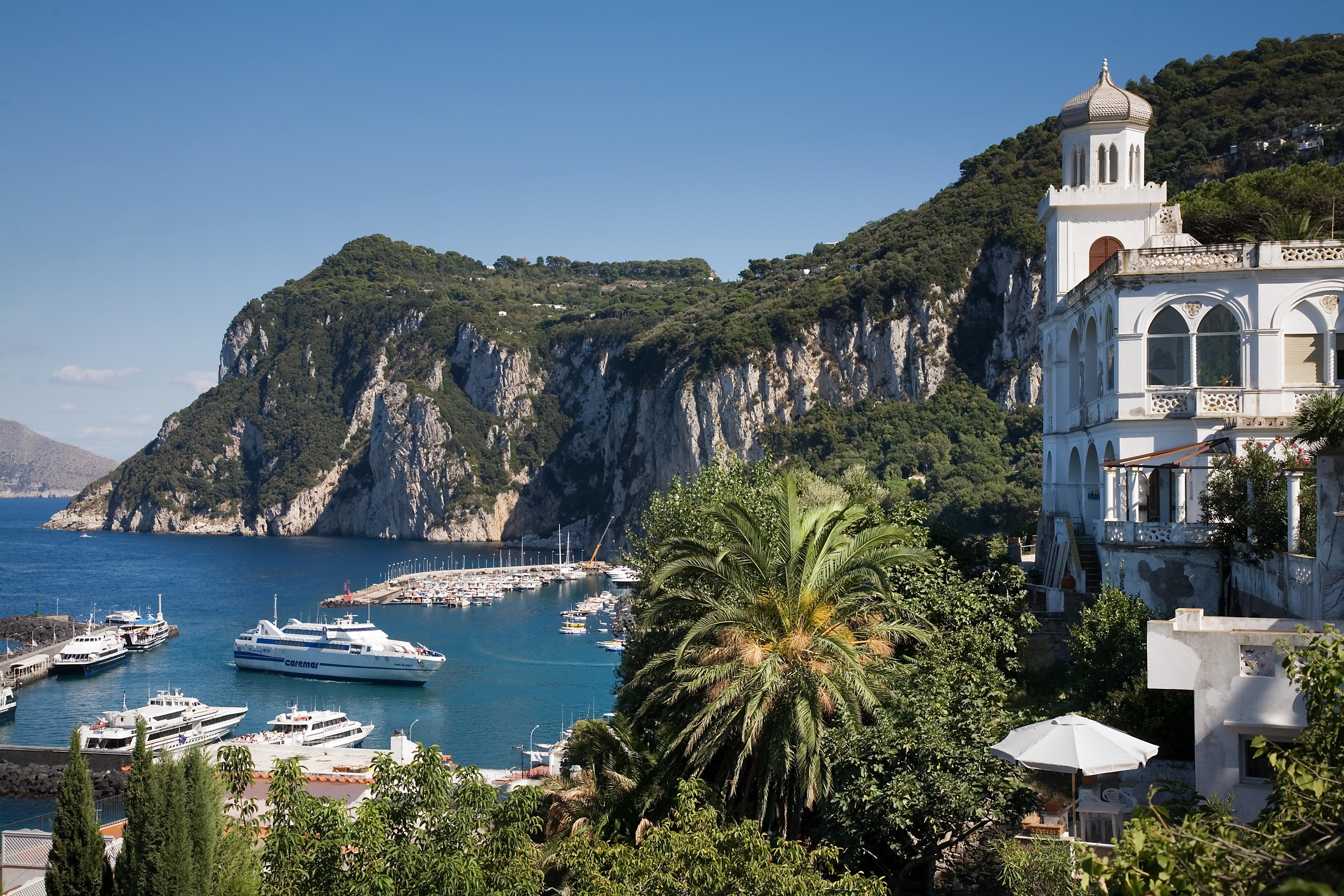 Vacanze a Capri: la Guida Completa all\'isola dei VIP