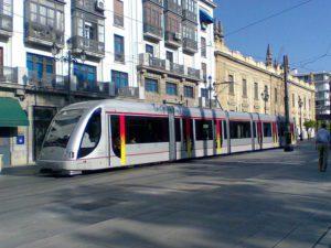 Metro-Siviglia