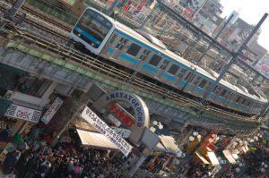Treni-Tokyo