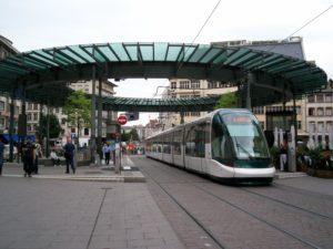 Tram-Strasburgo