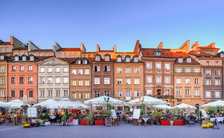 Varsavia: la Guida Completa alla capitale della Polonia