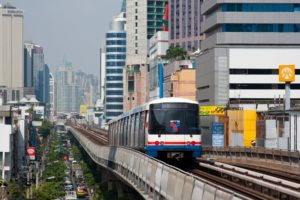 Bangkok-skytrain