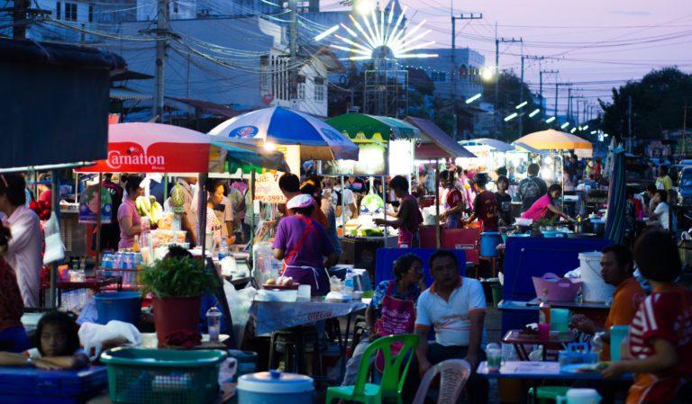 Gli abbinamenti più strani dello street food