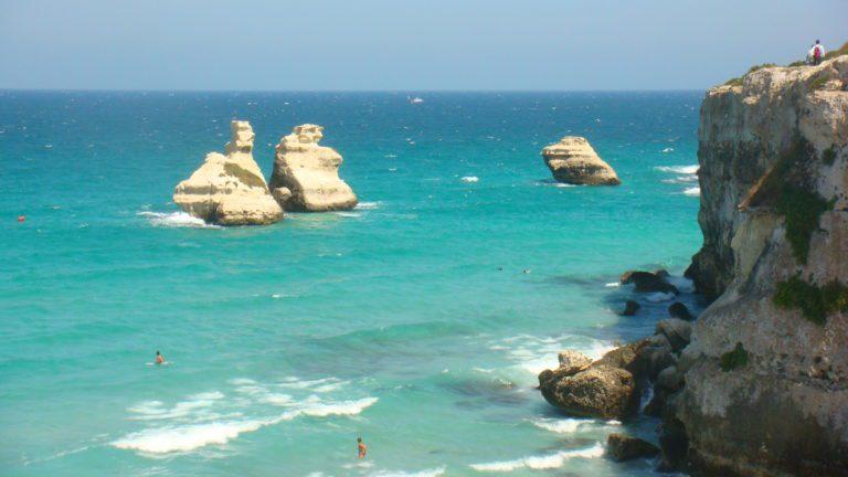 Le bellezze del Salento nei pressi di Torre dell'Orso: fra Otranto ed Acaya