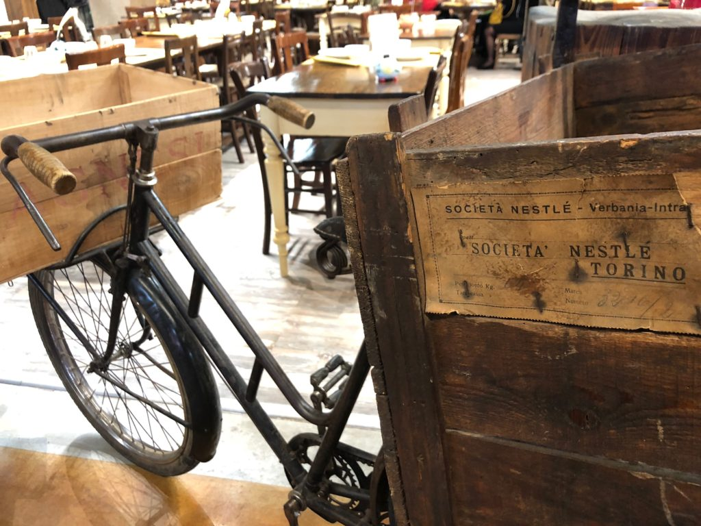 ristorante al Fico di Bologna