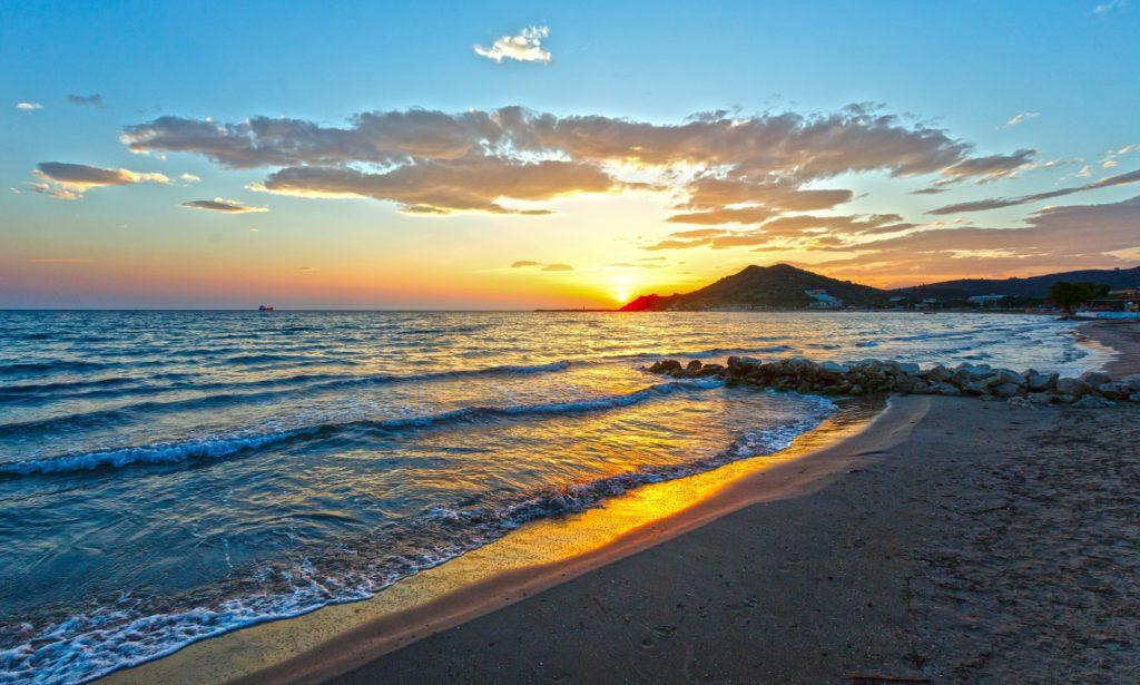 Zante Spiaggia di Alykes