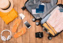 bagaglio vacanza