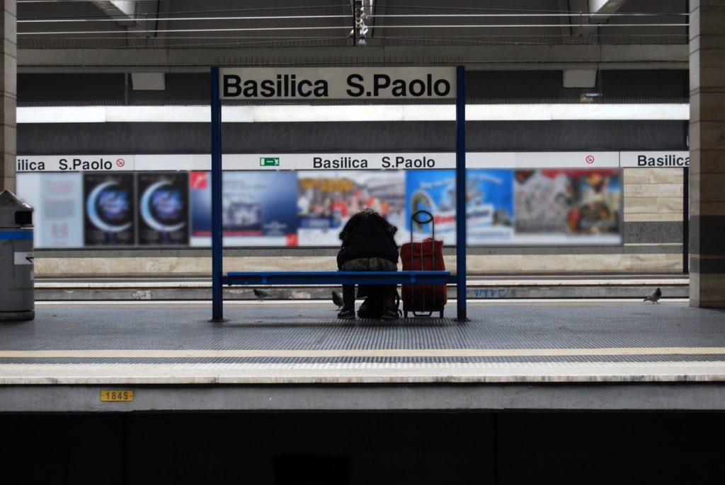 Metro Roma: Stazione S. Paolo