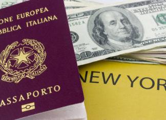 passaporto per gli USA