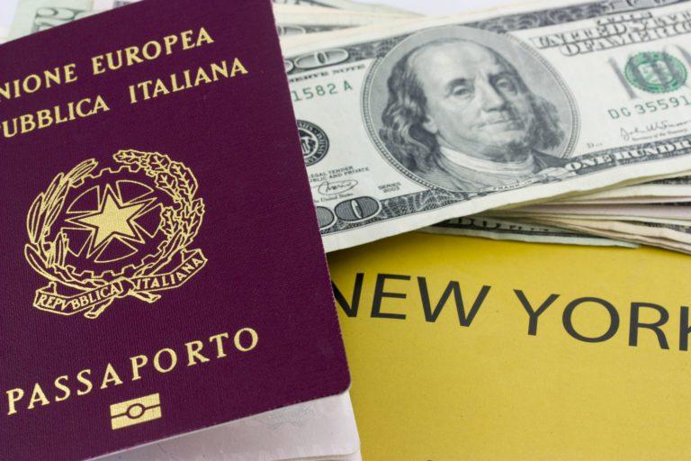 Viaggio in USA: come avere il passaporto biometrico
