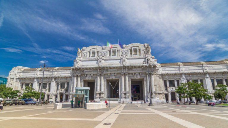 Stazione Centrale di Milano: tutte le informazioni